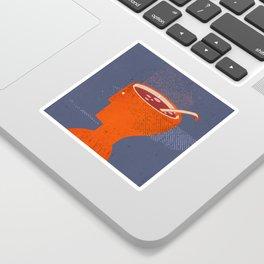 souphead Sticker