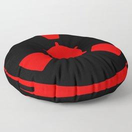 Reel of RecordingTape Floor Pillow