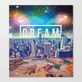dreamcity3 Canvas Print