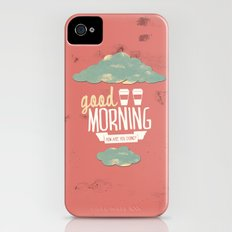 Good morning Slim Case iPhone (4, 4s)