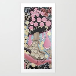 Wonderland Dream Art Print