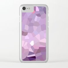Discoveries Clear iPhone Case