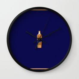 Johnnie Walker - Blue Label Wall Clock