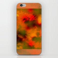 Cosmic clouds in 3D Cube iPhone & iPod Skin