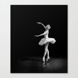 Russian Ballet Dancer 1 Canvas Print