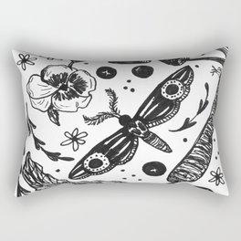 Forage Rectangular Pillow