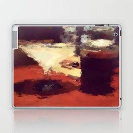 summertime and the livin is easy Laptop & iPad Skin