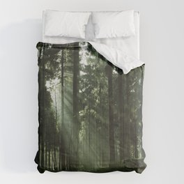 Forrest one Comforters