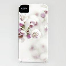 Wax Flowers iPhone (4, 4s) Slim Case