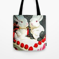 Rabbies Tote Bag
