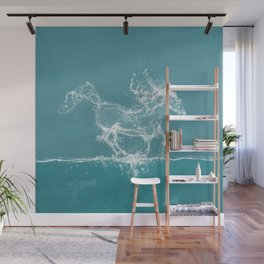 The Water Horse Wall Mural