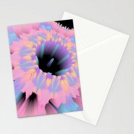 Random 3D No. 204 Stationery Cards