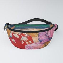Paul Gauguin - Tahitian women Fanny Pack