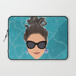 Beach Babe Laptop Sleeve