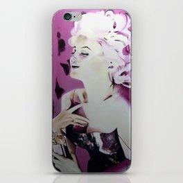 Golden Beauty iPhone Skin