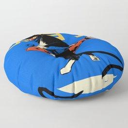 Neko Ninja Floor Pillow