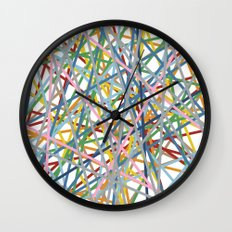 Kerplunk Extended Wall Clock
