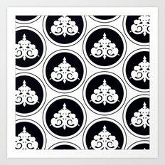 Royale Art Print