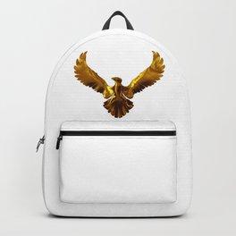 Gold eagle Backpack