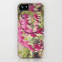MY HEART BLEEDS iPhone Case