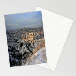The Bad Lands of North Dakota Stationery Cards