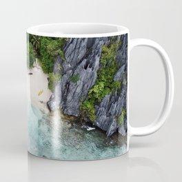 Isolated Beach Coffee Mug