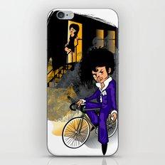 The Purple Kid iPhone & iPod Skin