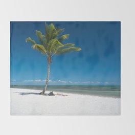 Key West Throw Blanket