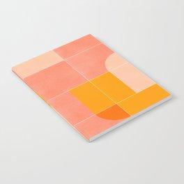 Retro Tiles 03 #society6 #pattern Notebook