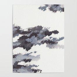 clouds_november Poster