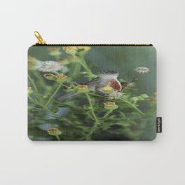 Hello Lizard  Carry-All Pouch
