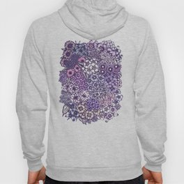 Faded Blossoms Hoody