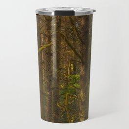 Moss on Trees Travel Mug