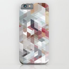 Chameleonic Panelscape Jacopo iPhone Case