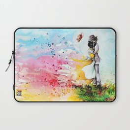 """""""By the cliff"""" Laptop Sleeve"""