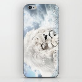 Barbary Lion iPhone Skin