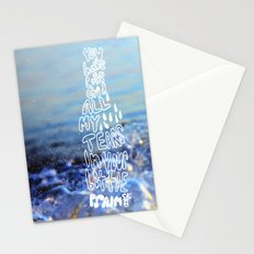 Psalm 56:8 Stationery Cards
