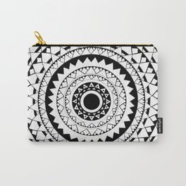 Triangle mandala Carry-All Pouch