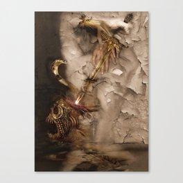 Self Rejection .VERSION2 Canvas Print