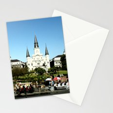 The French Quarter Stationery Cards