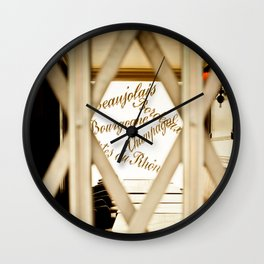 N°280 - 04 08 11 Wall Clock