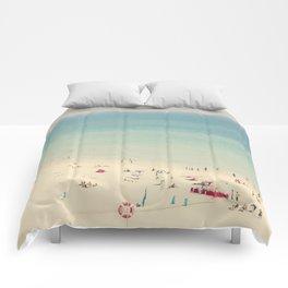 beach VII Comforters