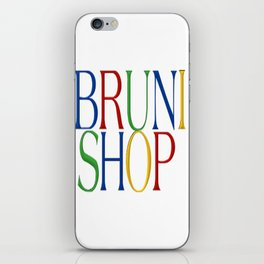 Bruni Shop - 4 iPhone Skin