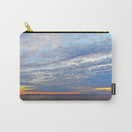 Northumberland Strait at Dusk Carry-All Pouch