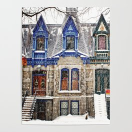 The Enchanting Winter Poster