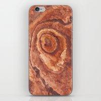 evil eye iPhone & iPod Skins featuring Evil Eye by Katya laRoche