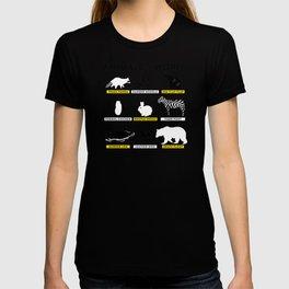 Animals the world T-shirt