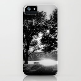 Okanagan Lake iPhone Case