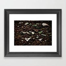 Bits & Pieces Framed Art Print