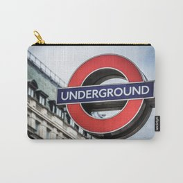 Going Underground Carry-All Pouch